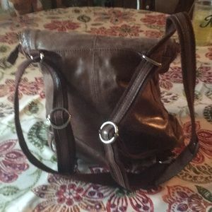 Purse, shoulder or backpack